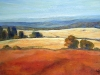 Copy of Red Earth and Wheatfields 8 30X40